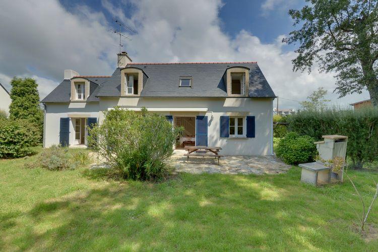 Location maison de vacances 8 personnes loctudy la for Location maison concarneau vacances